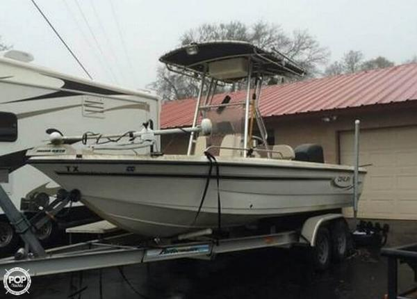 Used Century 2101 CC Bay Boat Center Console Fishing Boat For Sale