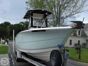 Used Sea Pro 238 CC Center Console Fishing Boat For Sale