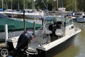 Used Stratos 2250 Bluewater Edition Walkaround Fishing Boat For Sale