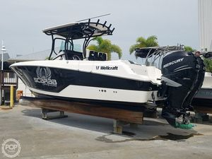 Used Scarab 262 Offshore Center Console Fishing Boat For Sale