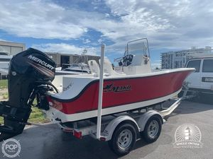 Used Mako 184CC Center Console Fishing Boat For Sale