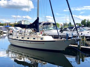 Used Pacific Seacraft 37 Cruiser Sailboat For Sale