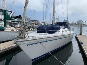 Used Catalina 42 Racer and Cruiser Sailboat For Sale