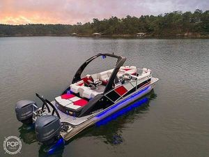 Used Berkshire STS 250E BP3 Pontoon Boat For Sale