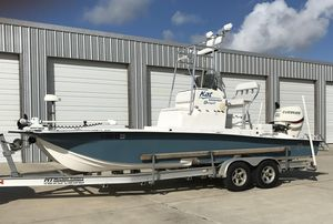 Used Dargel Kat 250 HDX Center Console Fishing Boat For Sale
