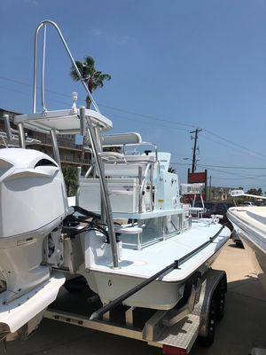 Used Newwater Ibis Center Console Fishing Boat For Sale