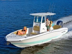 New Nauticstar 251 HYBRID251 HYBRID Center Console Fishing Boat For Sale