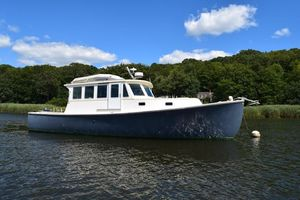 Used Downeast 38 Flowers Downeast Fishing Boat For Sale