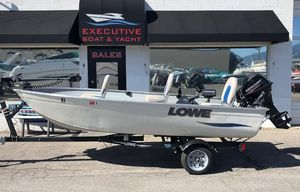 Used Lowe 1467 WT Fishing Boat Freshwater Fishing Boat For Sale