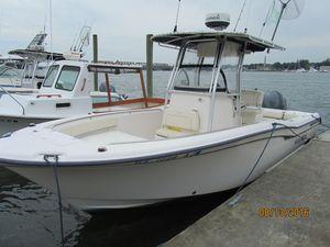 Used Grady-White 257 Advance CC Center Console Fishing Boat For Sale