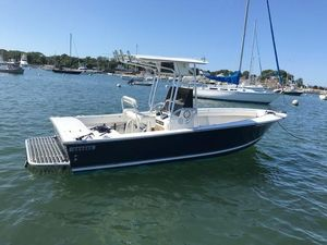 Used Seacraft 23 CC Center Console Fishing Boat For Sale