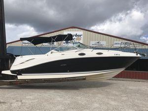 Used Sea Ray 270 Amberjack270 Amberjack Cruiser Boat For Sale