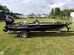 Used Tracker Pro 190 Team Bass Boat For Sale