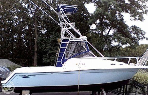 Used Hydra-Sports 28 Sportsfisherman WA Walkaround Fishing Boat For Sale