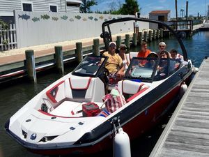 Used Scarab 215 H.O. Impulse High Performance Boat For Sale