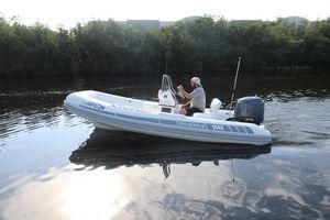 Used Novurania 460 DL460 DL Tender Boat For Sale