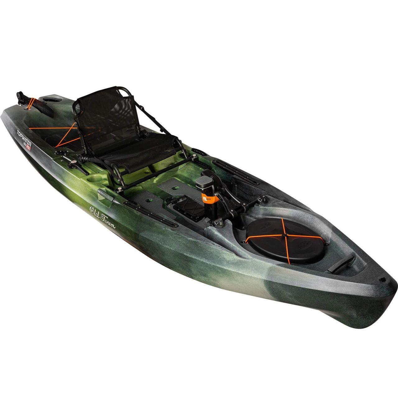 2019 New Old Town Topwater 120 PDLTopwater 120 PDL Kayak