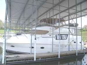 Used Silverton 453 Pilothouse Motor Yacht453 Pilothouse Motor Yacht Pilothouse Boat For Sale
