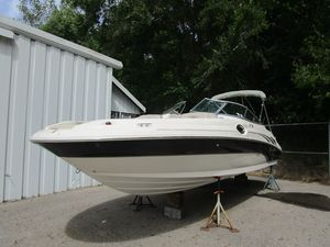 Used Sea Ray 270 Sundeck270 Sundeck Cruiser Boat For Sale