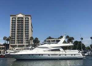 Used Johnson Fly Bridge Motor YachtFly Bridge Motor Yacht Motor Yacht For Sale