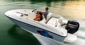 New Bayliner Element 180 GreyElement 180 Grey Deck Boat For Sale