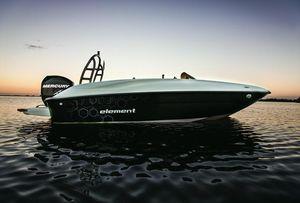 New Bayliner Element 180 BlueElement 180 Blue Deck Boat For Sale