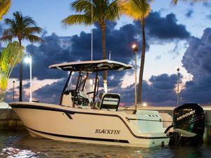 New Blackfin 212 CC212 CC Center Console Fishing Boat For Sale