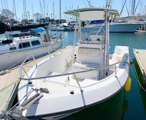Used Sea Pro 21 Center Console Fishing Boat For Sale