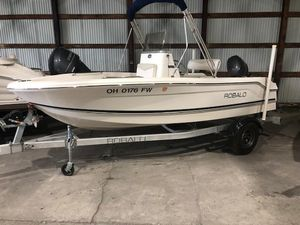 Used Robalo R160R160 Center Console Fishing Boat For Sale