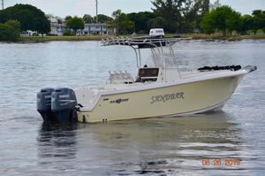 Used Sailfish 2660 CC2660 CC Center Console Fishing Boat For Sale