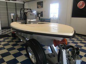 New Maverick Boat Co. 18 HPX-V18 HPX-V Skiff Boat For Sale