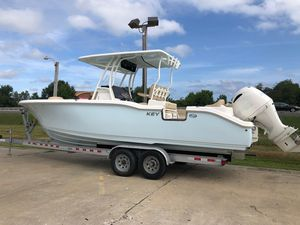New Key West 263 Center Console Fishing Boat For Sale