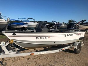 Used Lund 1600 Explorer SS1600 Explorer SS Center Console Fishing Boat For Sale