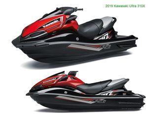 New Kawasaki 310X High Performance Boat For Sale