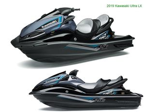 New Kawasaki Ultralx High Performance Boat For Sale