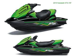 New Kawasaki Stx15f High Performance Boat For Sale