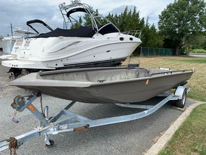 Used Xpress Jon-hd18 Tender Boat For Sale