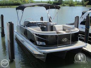 Used Avalon LSZ 2285 CR Pontoon Boat For Sale
