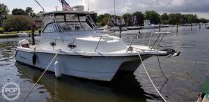 Used Prokat 2800KAT WA Power Catamaran Boat For Sale