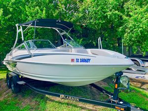 Used Larson Senza 206 Bowrider Boat For Sale