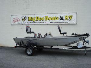 New Lowe Stryker 16Stryker 16 Freshwater Fishing Boat For Sale
