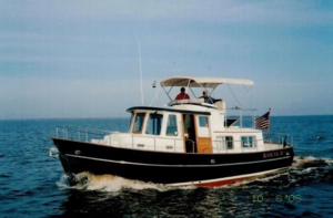 Used Eagle 32 Trawler Boat For Sale