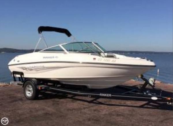 Used Rinker Captiva 192 Bowrider Boat For Sale