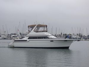 Used Carver 640 Santego Flybridge Boat For Sale