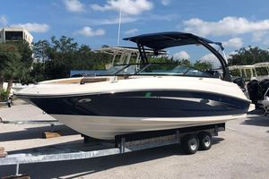 Used Sea Ray SDX 220 Outboard Sports Cruiser Boat For Sale