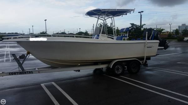Used Renegade 23 Open Center Console Fishing Boat For Sale