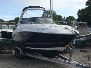 Used Sea Ray Sundancer 260 Cruiser Boat For Sale