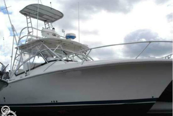 Used Luhrs 28 Open Sports Fishing Boat For Sale