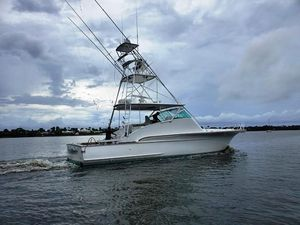 Used Buddy Davis 45 Express Saltwater Fishing Boat For Sale