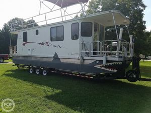 Used Ahoy 36 House Boat For Sale